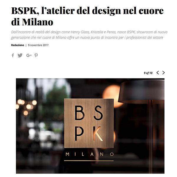 bspk milano and operaskis on ifdm design